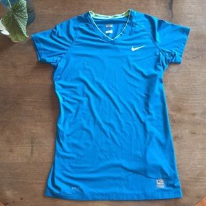 Nike pro dri-fit tech t shirt